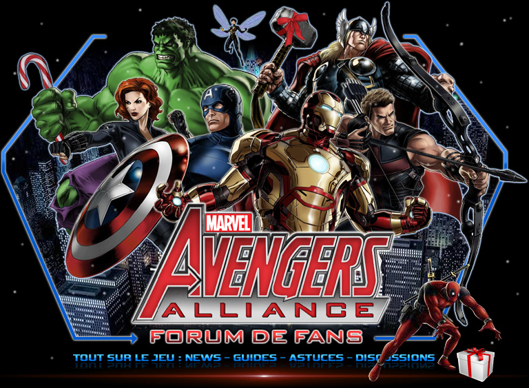 Marvel Avengers Alliance Forum Index