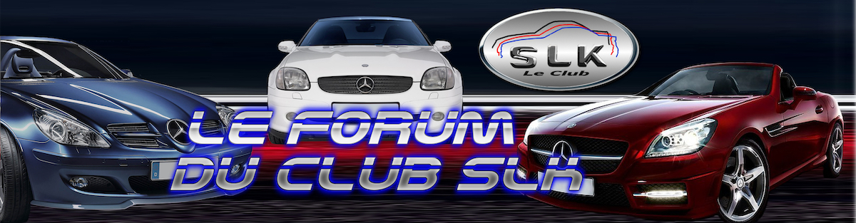 Club SLK Forum Index