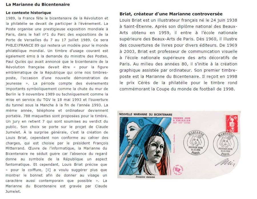 imprimer les timbres
