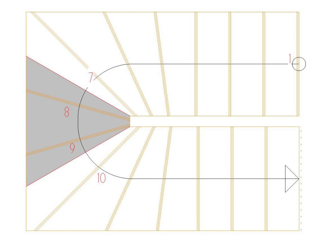 Allplan Forum :: palier d\'escalier