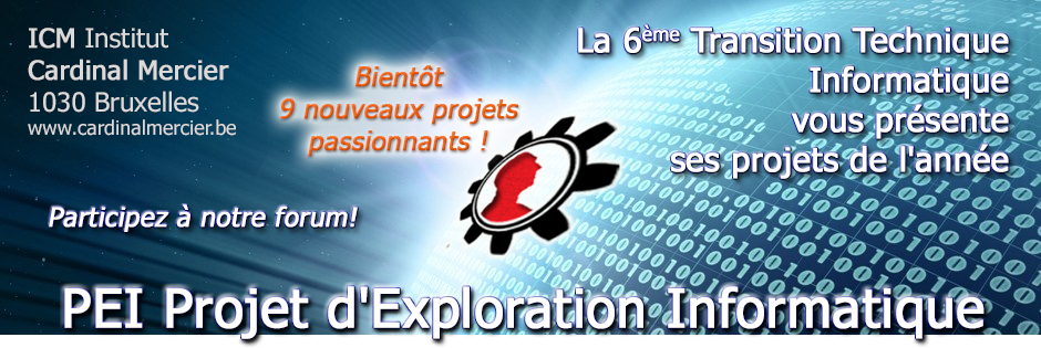 Projet d'Exploration Informatique Index du Forum