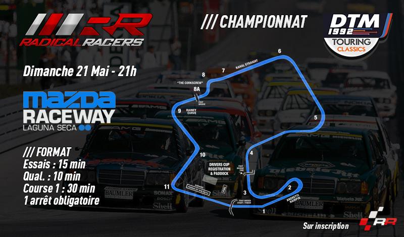 DTM92 Champ 1