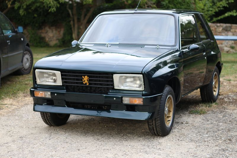 104 samba ln a peugeot 104 zs 80hp de 1983 kit rallye. Black Bedroom Furniture Sets. Home Design Ideas