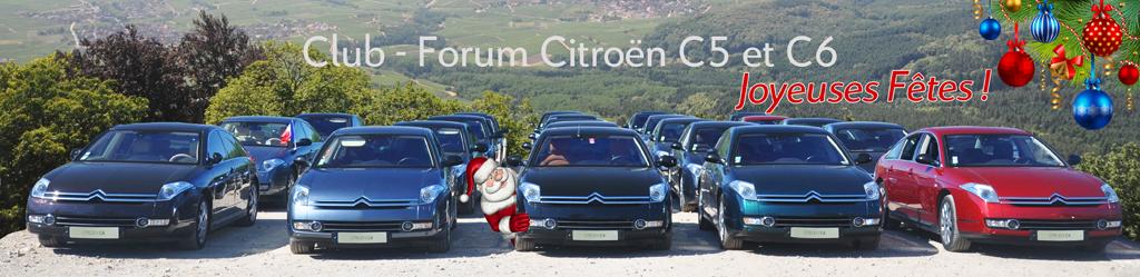 Forum Citroën C5 & C6 Forum Index