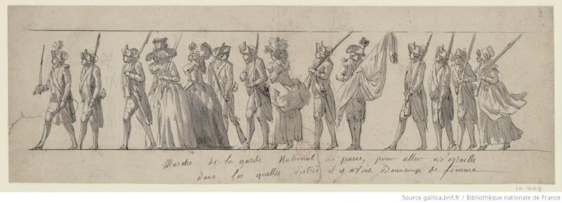 Une petite histoire par jour (La France Pittoresque) - Page 16 Marche_de_la_gard...de_femme-552f4dd