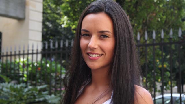 Ariane quatrefages miss rhone alpes - Sonia mabrouk mariee biographie ...