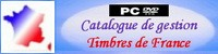 Catalogue de gestion - Timbres de France