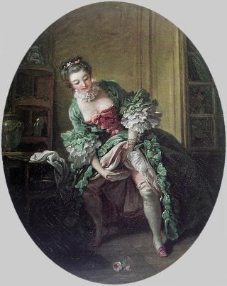 Une petite histoire par jour (La France Pittoresque) - Page 15 Fran-ois_boucher_...e-_1760s-5527953