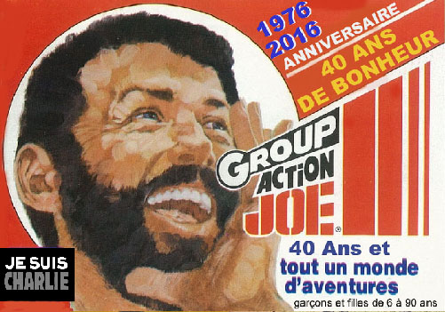 Action JOE Group Index du Forum