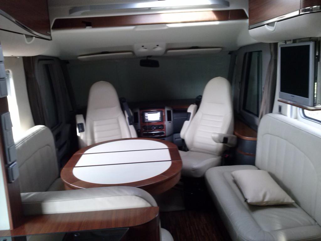 forum camping car par marque hymer s 840 en photos. Black Bedroom Furniture Sets. Home Design Ideas