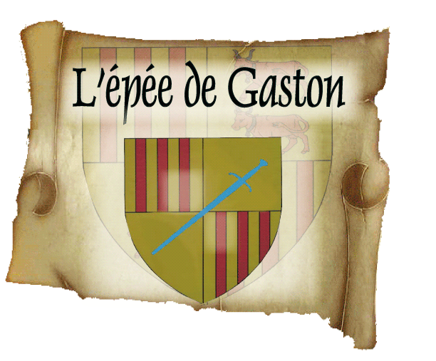 l'épée de gaston Index du Forum