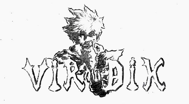 Mon projet: Viridik Logo-viridik-55091ac