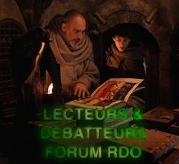 LECTEURS & DEBATTEURS FORUM