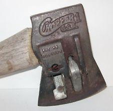 Outils anciens art populaire hache a fendre des buches r solu - Hache fendeuse de buche ...