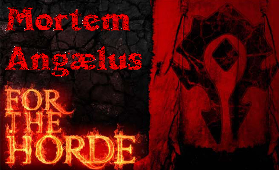 Mortem-Angælus Forum Index