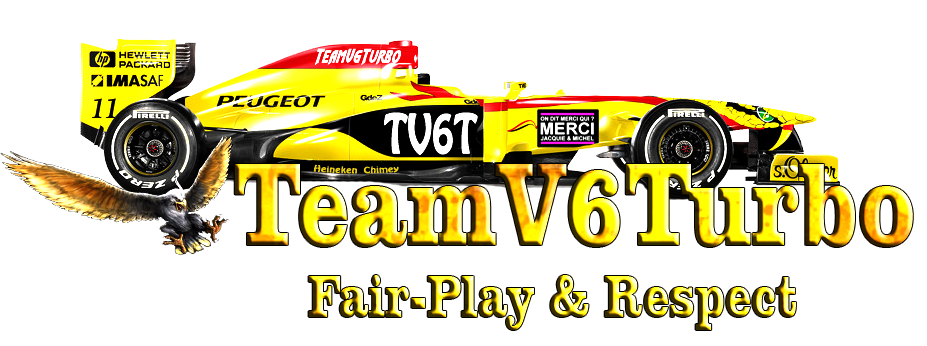TeamV6Turbo Index du Forum