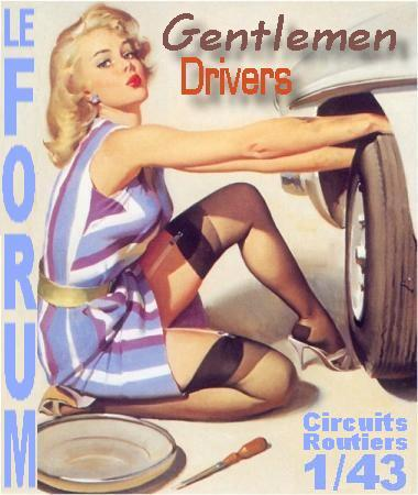GENTLEMEN DRIVERS Index du Forum