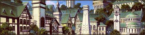 Accueillante ville d'artisans et de marchands, fournisseur privilégié des trois Ordres qui le lui rendent bien, la riche Lòmëanor est située dans la verte plaine en lisière de la Sylve de Nòrui. Au centre névralgique du continent, construite le long des berges du Cenedril, la ville est neutre, tout comme le Manoir d'Ael Alfirin.