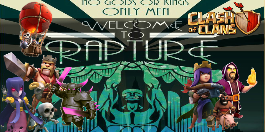 rapture city fr coc team Index du Forum