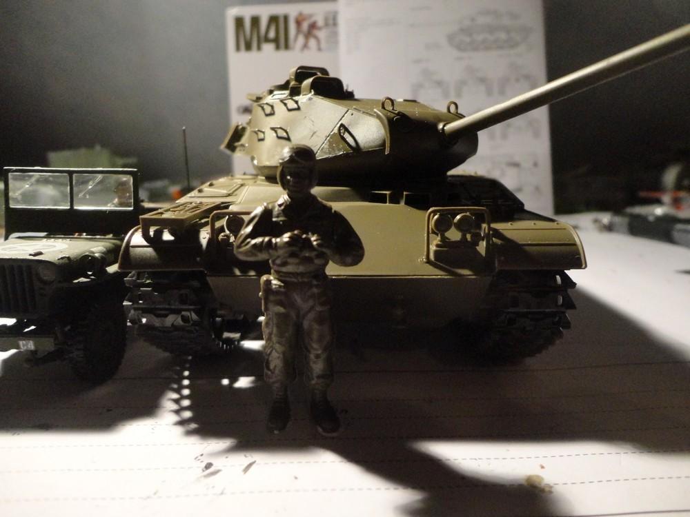 M41 Walter Bulldog [Tamiya 1:35] Dsc03463-4ce091a