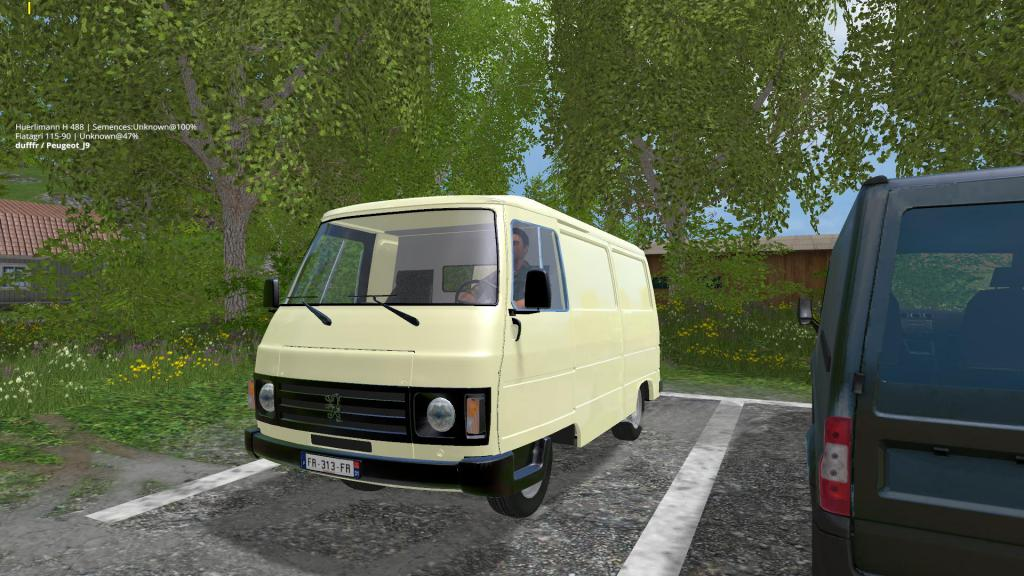 farming simulator forum fs 2015 peugeot j9 en cour de tests. Black Bedroom Furniture Sets. Home Design Ideas