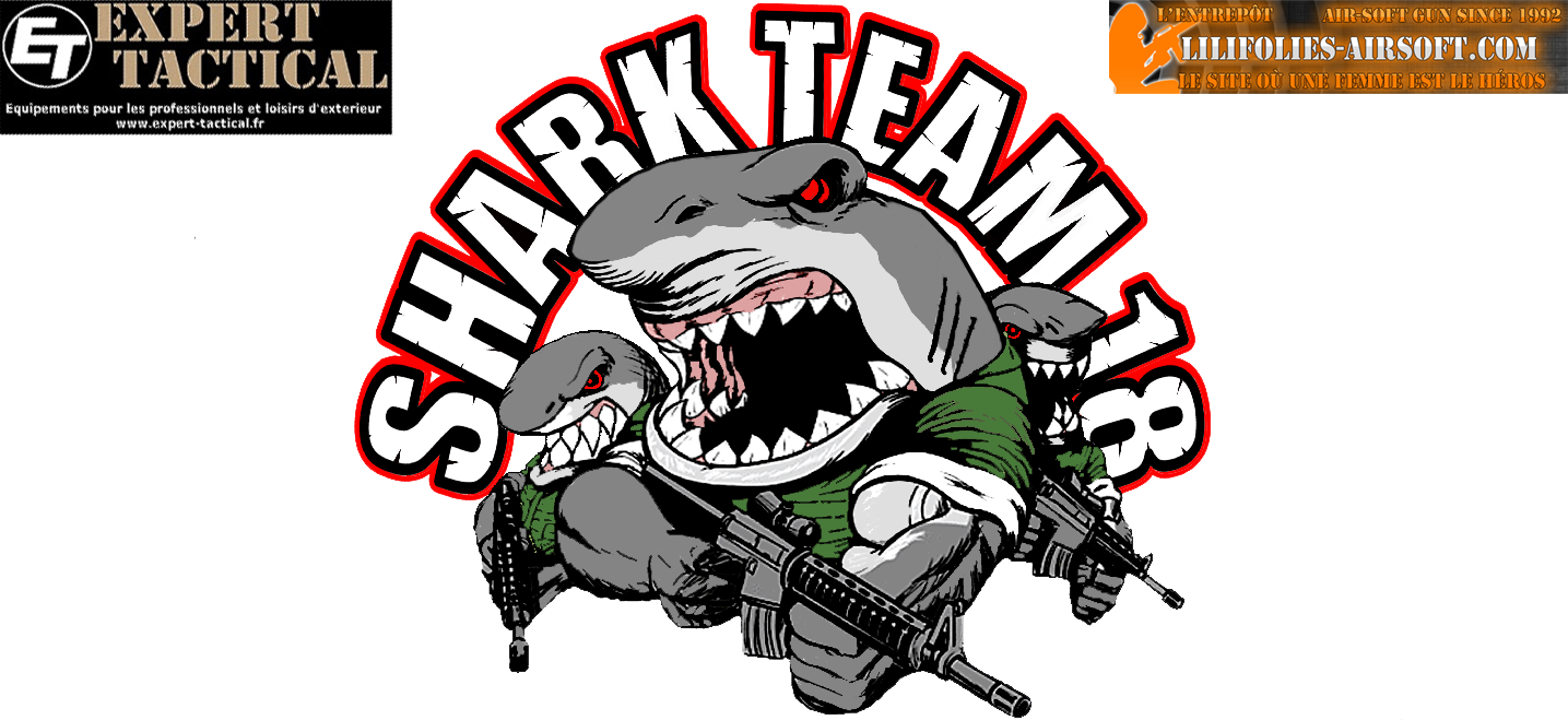 SHARK TEAM AIRSOFT 18 Index du Forum
