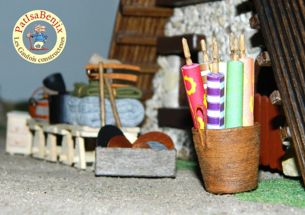 Le Village d'Astérix le Gaulois en maquette au 1/40 - Page 16 Dscn9948-49a2247