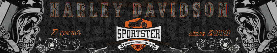 Forum Sportster Index du Forum
