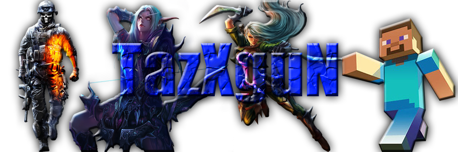 tazxgun-multigaming Index du Forum