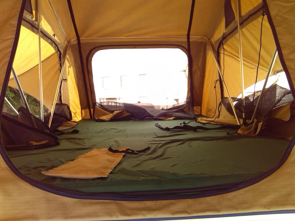 mapassionle4x4 tente de toit trekking oryx. Black Bedroom Furniture Sets. Home Design Ideas