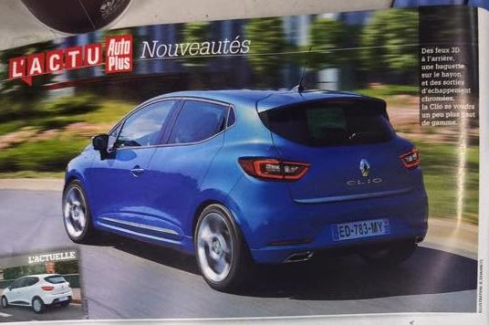 2010 Renault Clio Rs Concept Car Pictures