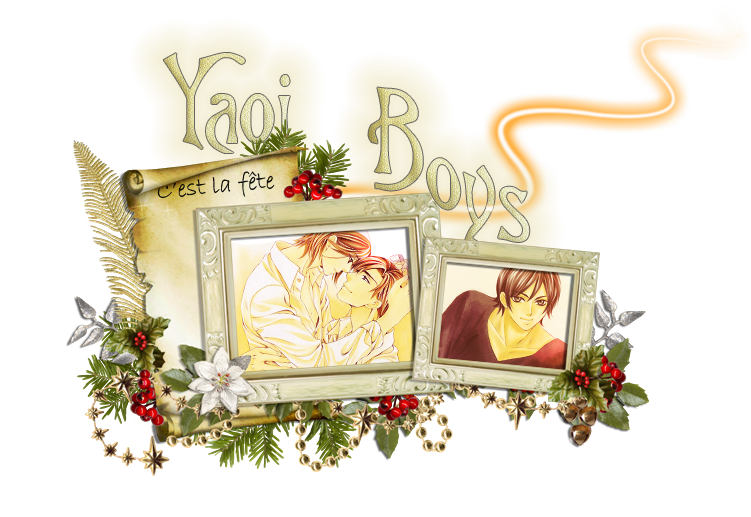Yaoi Boys Index du Forum