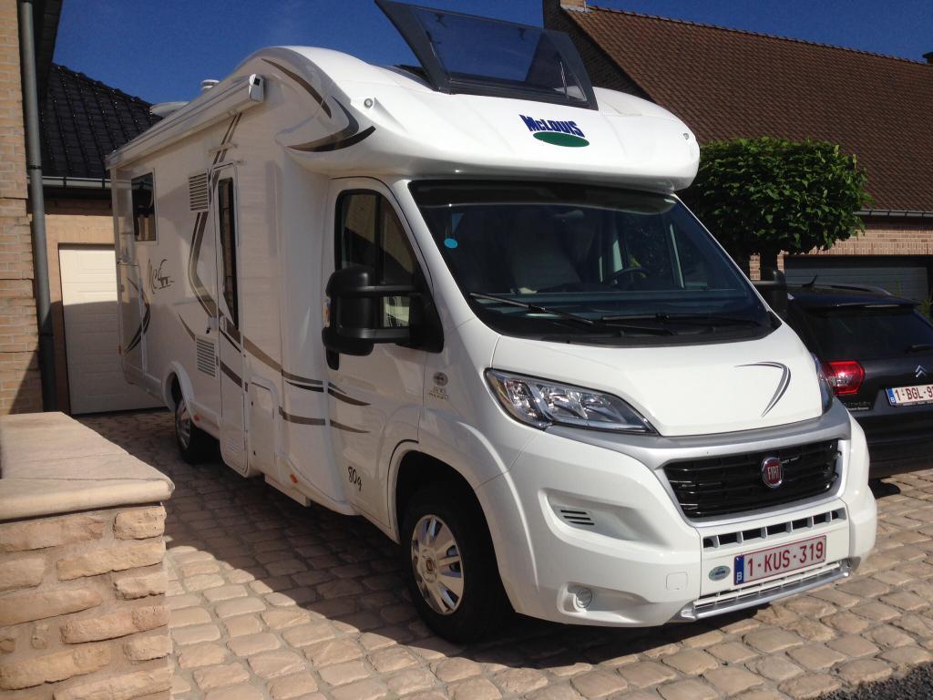 forum camping car par marque r ception mc louis mc4 80 g. Black Bedroom Furniture Sets. Home Design Ideas