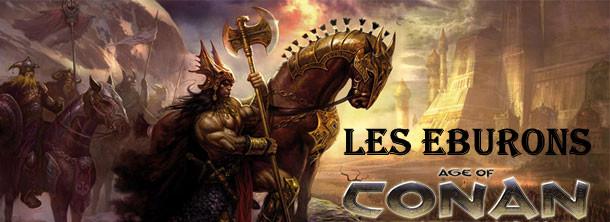 Age of Conan Les Eburons Index du Forum