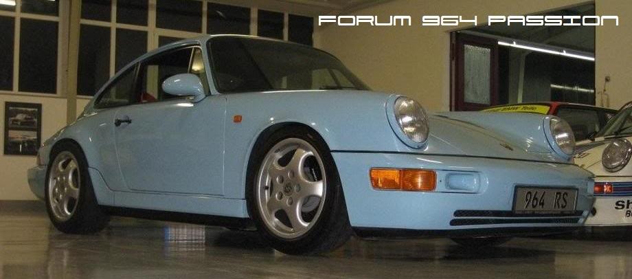 Forum 964 PASSION Forum Index