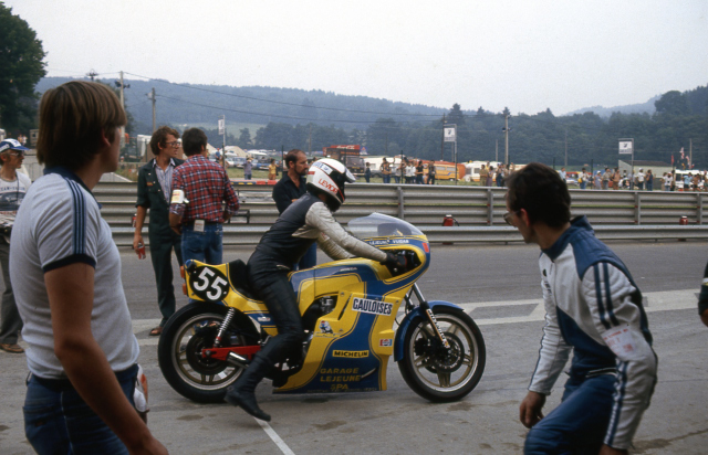 équipage marc vuidar & alain lejeune 24h motos de liege 1984 Liege---marc-vuid...2-306_01-53e1b48