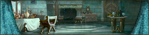 Hautes tours jumelles, dans lesquelles sont installés les appartements des membres de l'Ordre Draconique. Leurs bases se rejoignent en profondeur pour former une vaste salle commune, où les gens aiment à se réunir, en toute tranquillité.