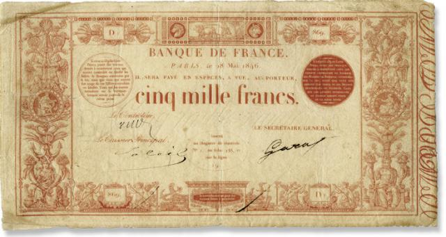 Une petite histoire par jour (La France Pittoresque) - Page 2 France_5000_francs_1846-53cc3a7