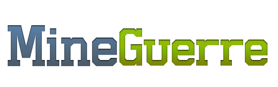 MineGuerre Index du Forum