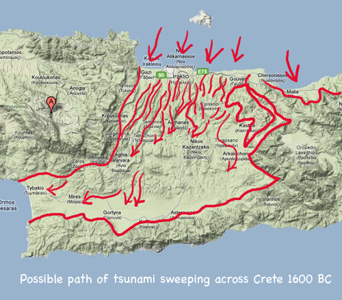 Une petite histoire par jour (La France Pittoresque) - Page 5 Tsunam-sweeps-ove...-1600-bc-543677a