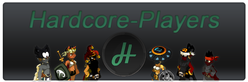 hardcore-player Index du Forum