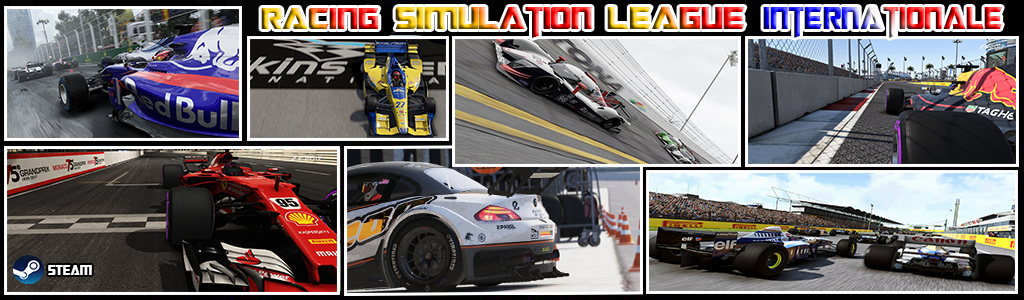 Racing Simulation League Index du Forum