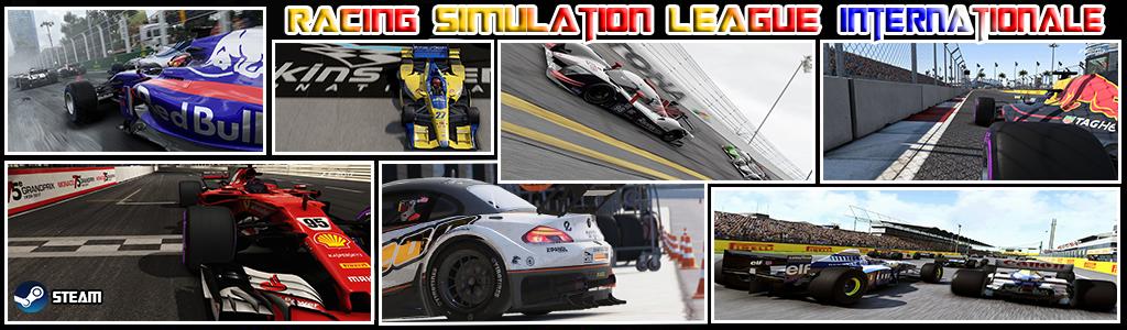 Racing Simulation League Index du Forum