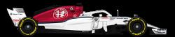 Pilote Alfa Romeo Sauber F1 Team
