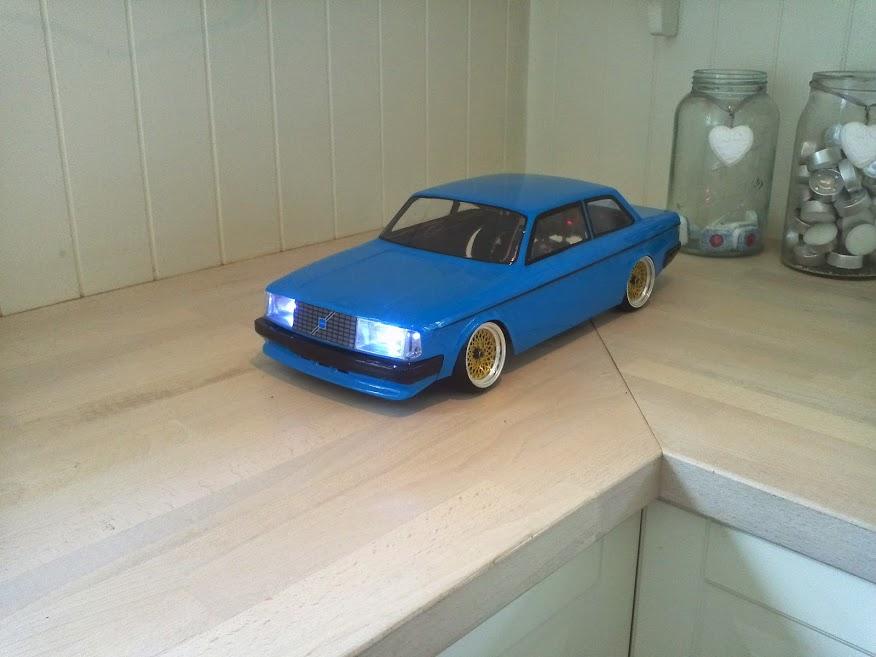 rwd rc-drifters :: Volvo 242