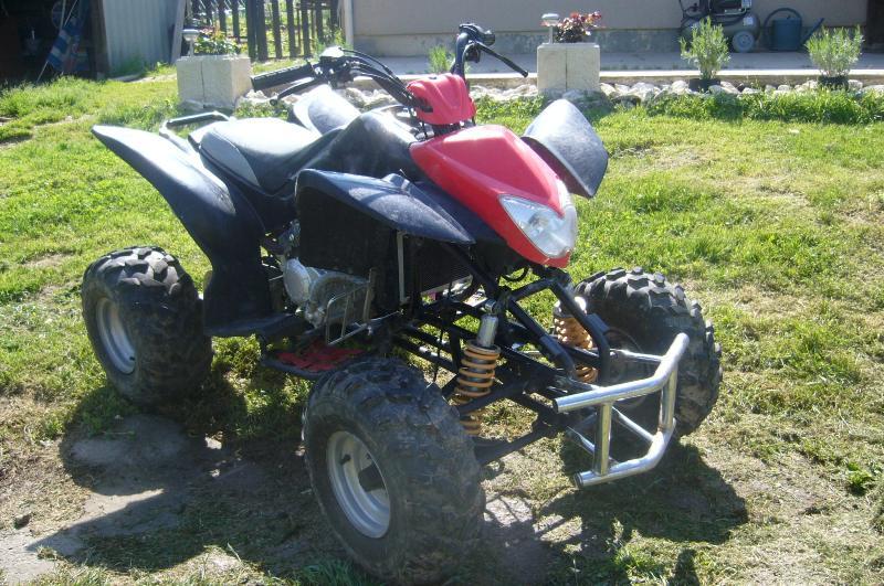quad homologue dorton 250cc