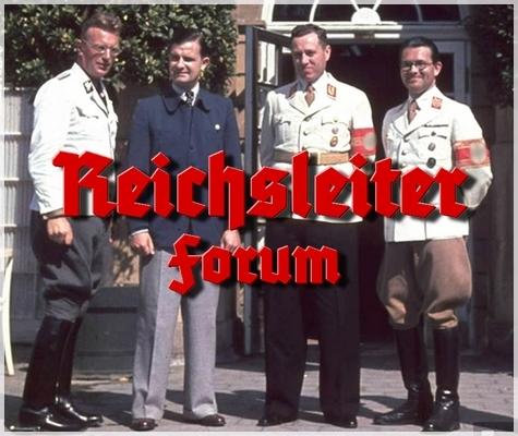 Reichsleiter Forum Index du Forum
