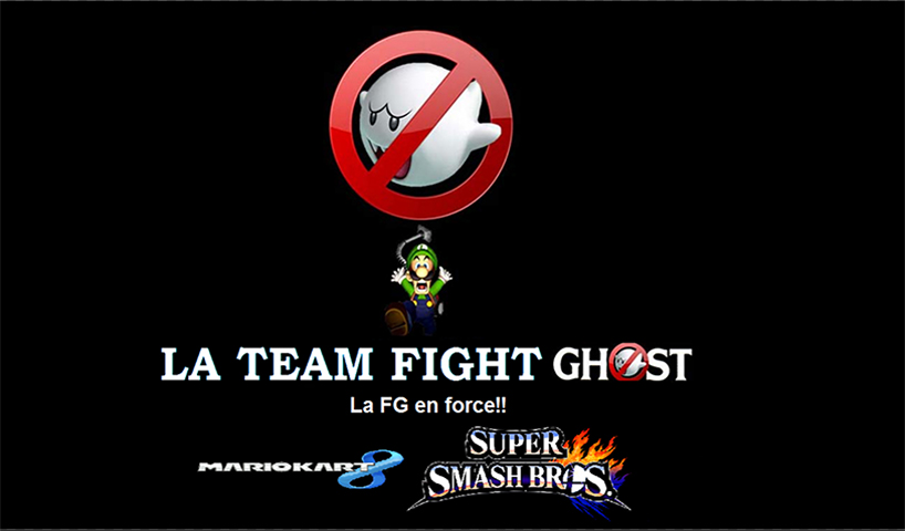 Fight Ghost Team MK8 & SSB for 3DS et WiiU Index du Forum