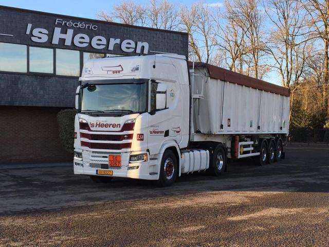 king kong truck made in belgium transport 39 s heeren. Black Bedroom Furniture Sets. Home Design Ideas