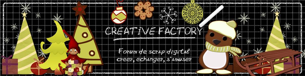 Creative Factory Forum Index